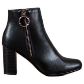 Filippo Ležerne čizme crna