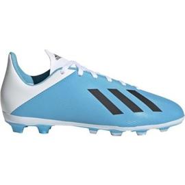 Nogometne cipele Adidas X 19.4 FxG Jr F35361
