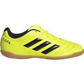 Adidas Copa 19.4 In Jr F35451 cipele u zatvorenom