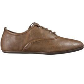 Smeđ Elegantne jazz cipele TL8312-2 Camel