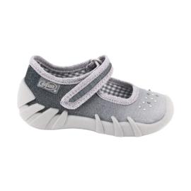 Siva Dječje cipele Befado 109P185