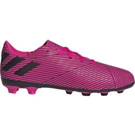 Nogometne cipele Adidas Nemeziz 19.4 FxG Jr F99949