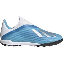 Nogometne cipele Adidas X 19.3 Ll Tf M EF0632