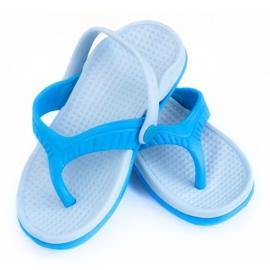 Aqua-Speed plava Aqua-sport Roma Jr 01 498 papuče