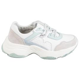 Vinceza Laced Sportske cipele siva