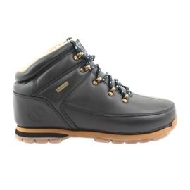 American Club ES39 čipkaste cipele mornarice mornarica