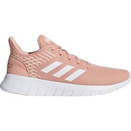 Cipele Adidas Asweerun W F36733 roze