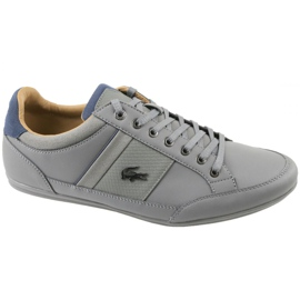 Cipele Lacoste Chaymon 118 1 M CAM0011G1N81 siva