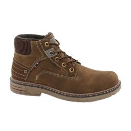 American Club smeđ Trekking cipele američkog kluba CY37