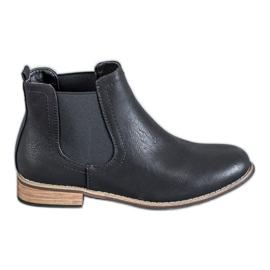 SDS crna Crne čizmpurove čizme