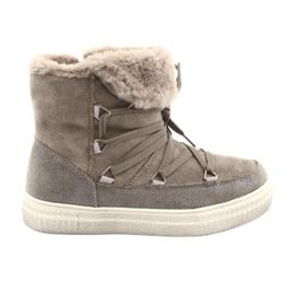 American Club Taupe Eskimo čizme smeđ
