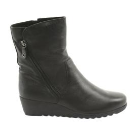 Caprice Cipele s klinom crna