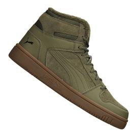 Puma Rebound LayUp Sd Fur M 369831-03 cipele zelena