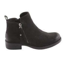 Crne čizme Sergio Leone 554 crna