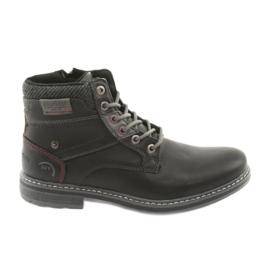American Club Muške čizme američkog kluba RH31 crna