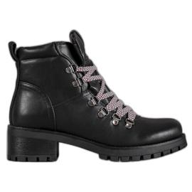 Filippo Kožne čizme crna
