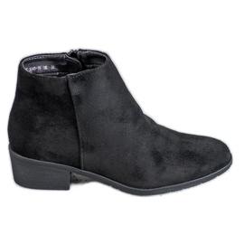 Filippo Crne ženske čizme crna