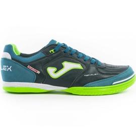Zatvorene cipele Joma Top Flex 915 Sala M zelena zelena
