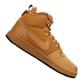 Cipele Nike Ebernon Mid Winter M AQ8754-700 smeđ
