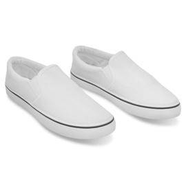 Bijela Slip-on tenisice Slip On C03 bijele