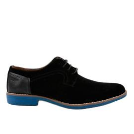 Crne elegantne cipele H-32 crna