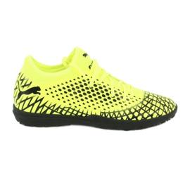 Puma Future 4.4 Tt M 105690 03 nogometne cipele žuti žuti