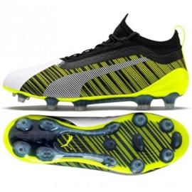 Puma One 5.1 FG / AG M 105578 03 nogometne cipele žuti žuti