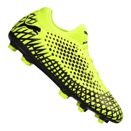 Puma Future 4.4 Fg / Ag Jr 105696-03 nogometne čizme žuti žuti