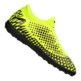 Puma Future 4.4 Tt Jr 105699-03 nogometne čizme žuti žuti