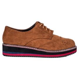 Vices Cipele od deva smeđ