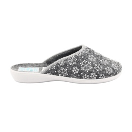 Papuče od pahuljica od filca Adanex 24215