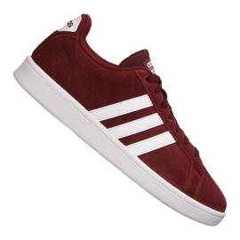 Crvena Cipele Adidas Cloudfoam Adventage M DB0417