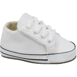 Bijela Converse Chuck Taylor All Star Cribster Jr 865157C cipele