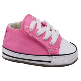 Roze Cipele Converse Chuck Taylor All Star Cribster Jr 865160C