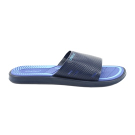 Muške papuče za tamnoplavi bazen Atletico