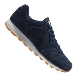 Cipele Nike Md Runner 2 Suede M AQ9211-401 mornarica