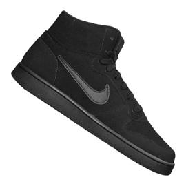 Cipele Nike Ebernon Mid Se M AQ8125-003 crna