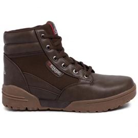 Kappa Bonfire M 242777 5050 zimske cipele smeđ