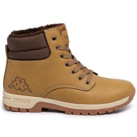 Kappa Woak zimske cipele M 242780 4150 smeđ