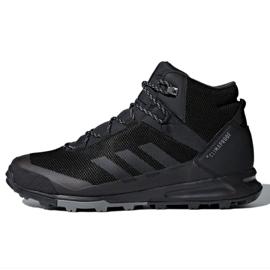 Cipele Adidas Terrex Tivid Mid M S80935 crna