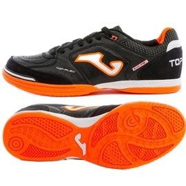 Zatvorene cipele Joma Top Flex 901 In M TOPW.901.IN crna crna