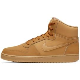Cipele Nike Ebernon Mid Se M AQ8125-701 smeđ