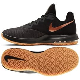 Cipele Nike Air Max Infuriate Iii Low M AJ5898-009 crna crna