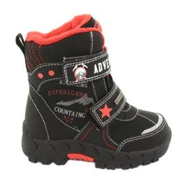 American Club Američke čizme za čizme s membranom RL35 crne boje