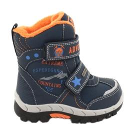 American Club Cipele u američkoj čizmi s tamno plavom RL35
