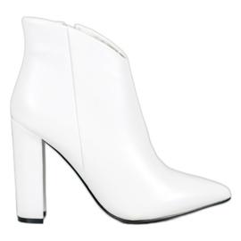 Seastar Elegantni čizme u baru bijela