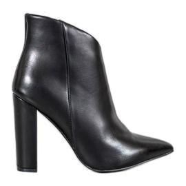 Seastar Elegantni čizme u baru crna