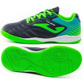 Zatvorene cipele Joma Toledo Jr 903 In Jr TOLJW.903.IN zelena zelena