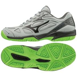 Cipele Mizuno Cyclone Speed 2 Jr V1GD191037 siva siva / srebrna