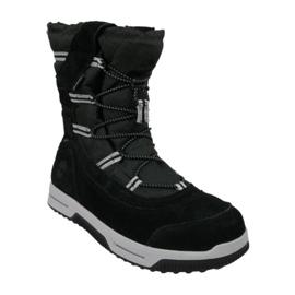 Timberland Snow Stomper povući na Wp Jr A1UIK zimske cipele crna